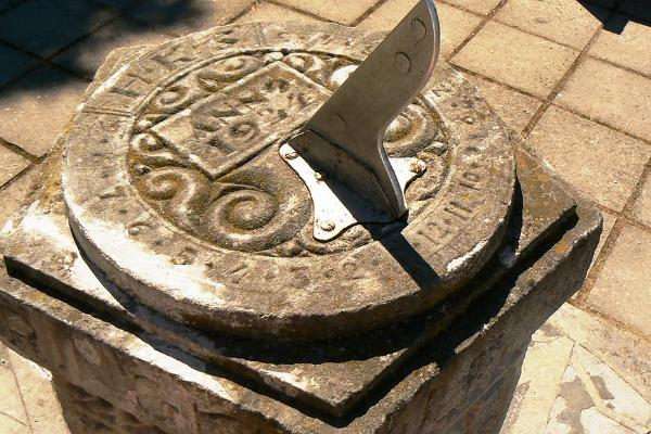 Haapsalu Sundial
