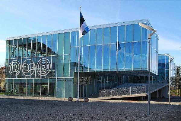 Pärnus Centralbibliotek