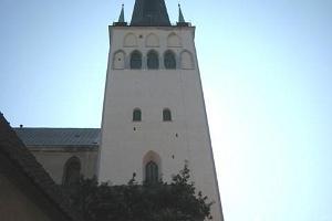 Sankt Olaikyrkans torn och utsiktsplattform