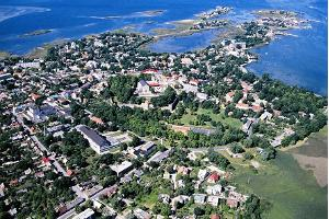 Accessible Haapsalu. City tour for people with special needs