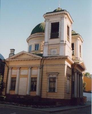 Tallinas Svētā bīskapa Nikolaja baznīca