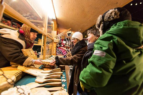 Tallinna jõuluturg