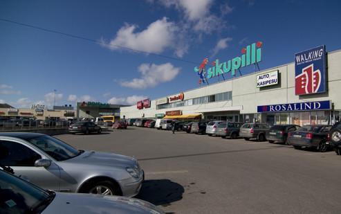 Sikupilli Shopping Centre