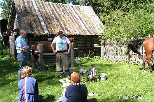 Bauernhofmuseum Sillaotsa