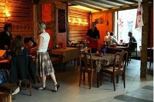 Gruzīnu restorāns Kolhethi