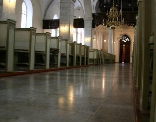 Таллиннская церковь Св. Иоанна