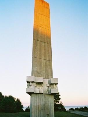 Tehumardin yötaistelun muistomerkki