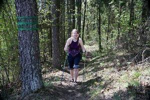 Tehvandi Lauf- und Nordic-Walking-Weg