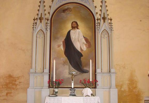 Mariakyrkan i Väike-Maarja