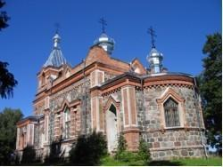 Angerja Issanda Taevaminemise kirik