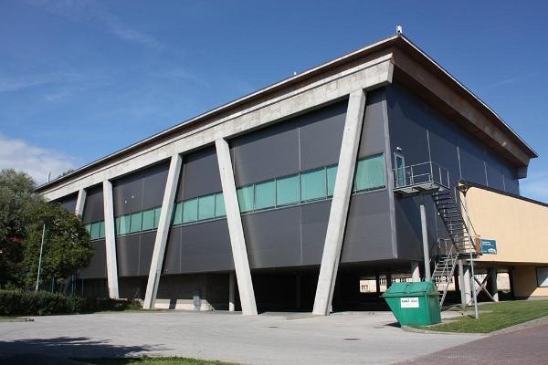 Здание спорткомплекса «Wiedemanni»