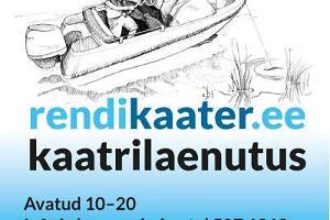 Rendikaater.ee kaatrilaenutus Pärnus