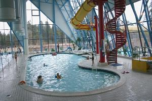 Swimming pool at the Keila Health Centre