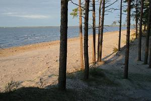 Valgerannas pludmale