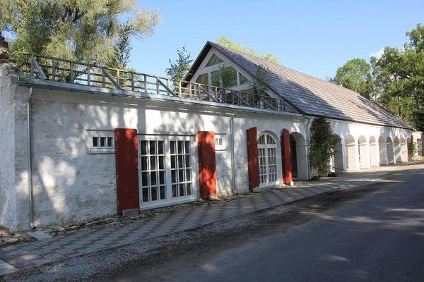 Ingliste Rüütlimõisa (Ingliste Riddarherrgårdens) kulturladugård