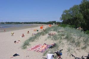 Пляж Штромка