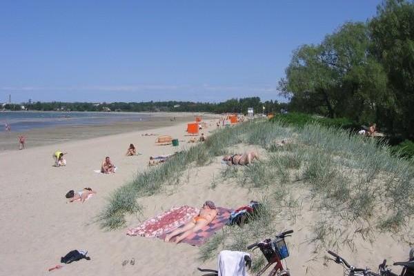 Der Strand Stroomi