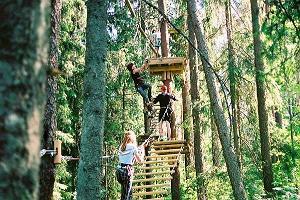 Seikkailupuisto Otepää Seikluspark