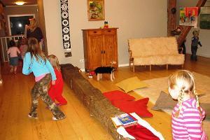 Ilonas rotaļu istaba un bērnu parks Hāpsalu