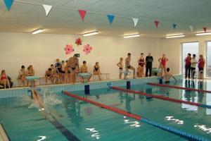 Кяйнаский бассейн и спортивный центр
