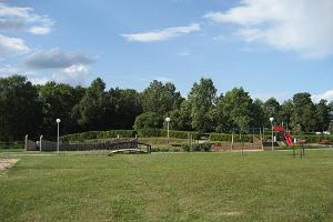 Frihetstorgets lekplats i Rakvere