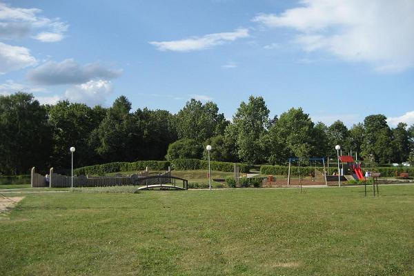 Vabaduse platsi mänguväljak Rakveres