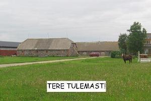 Perna mājas