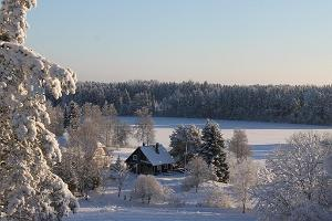 Winter break at Vaskna Tourist Farm in Haanja