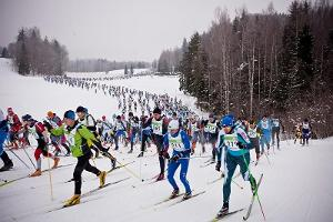 Tartu Maraton 63 km / 31 km / Vintage