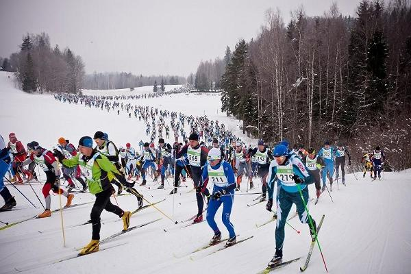 Tartuer Marathon 63 km / 31 km / Vintage