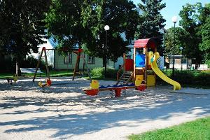 Der Kinderpark Mihkli in Haapsalu