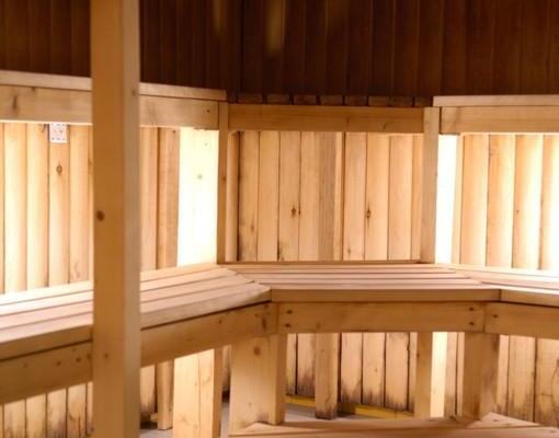 Hallenbad und Mini-Spa in Kuremaa