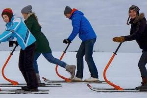 Tõukekelgumatk mööda Eesti jääpiiri