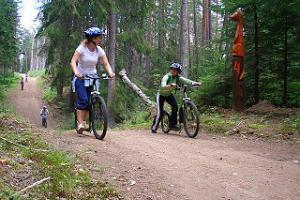 Matkajuhiga tõukerattamatkad Kõrvemaal ja Jäneda-Aegviidu piirkonnas