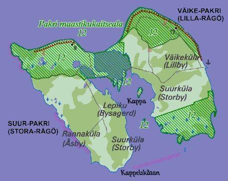 Trip to Väike-Pakri island
