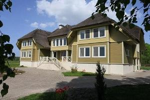 Seminar room at Altmõisa Guesthouse