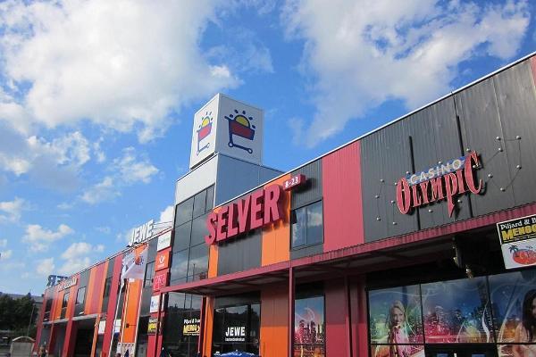 Einkaufszentrum Jewe