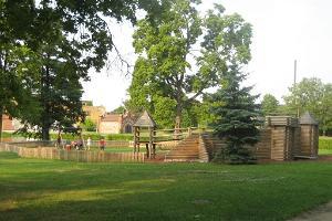 Folkets park lekpark i Rakvere