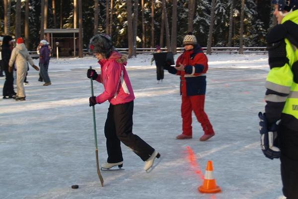 Tartumaa Tervisespordikeskuksen (Tartumaan kuntourheilukeskuksen) urheilukentät