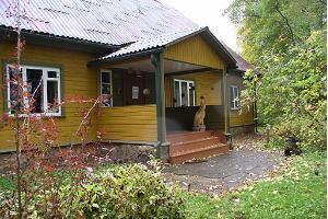 Study trail of Lilli nature house