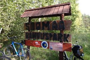 Fahrradtour aus Pärnu in den Nationalpark Soomaa