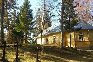 Menspē (Mänspäe) kapela