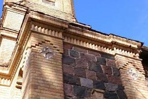 Ruinerna av Puski kyrka (Puski kiriku varemed)