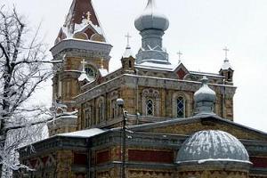 Estonian Apostolic Orthodox Pärnu Transformation of Our Lord Church