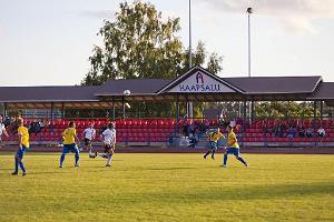 Haapsalun urheilutalo ja stadion