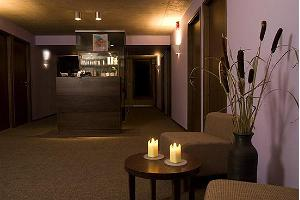 Johan SPA Hotel, das Wellness-Spa