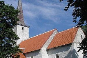Viru-Nigulas Svētā Nikolaja baznīca un kapsēta