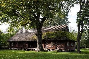 Гостевой дом на хуторе Михкли в деревне Наутсе