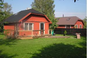 Дома для отдыха Teeny ja Loora