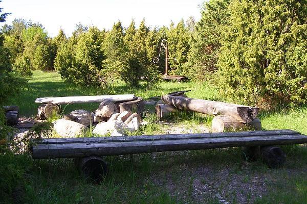Semesterbyn på Kipi-Koovi vandringscenter